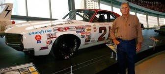 Photo of David Pearson-Part 2