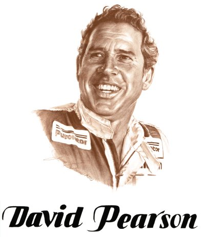 Photo of David Pearson, We will always miss you.