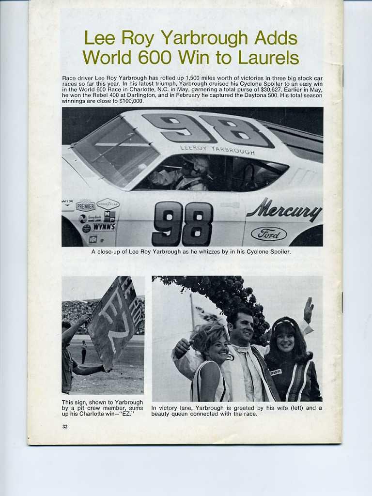 Photo of 1968 Atlanta 500
