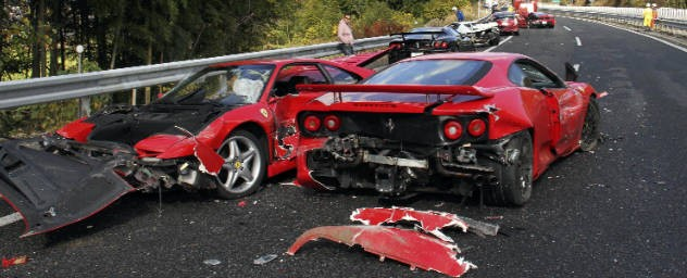 Photo of Collector Car Nightmare