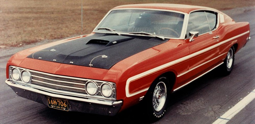 Photo of Barrett-Jackson Lot: 1286 – 1969 FORD TALLADEGA PROTOTYPE