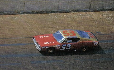 Photo of $1 Bill France Holman Moody Car, Part 3
