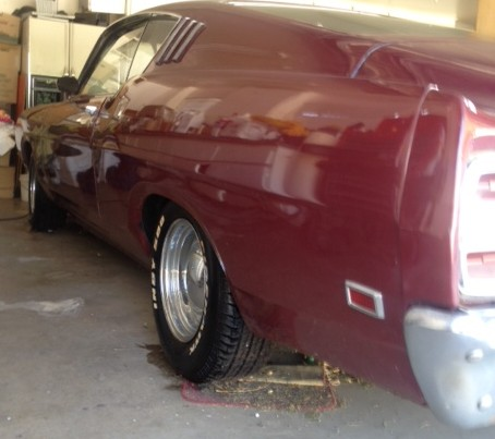 Photo of 1969 Ford Talladega For Sale