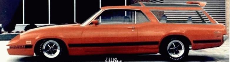 Photo of 1970 Spoiler II Wagon