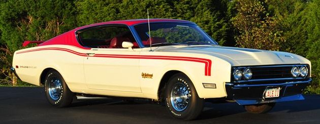 Photo of 1969 Mercury Cyclone Spoiler and Spoiler II Fenders