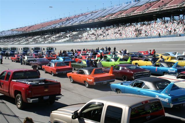 Photo of IT'S A GO FOR TALLADEGA IN OCTOBER
