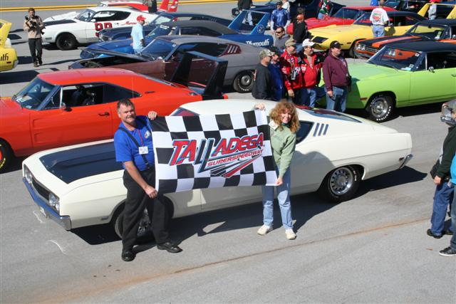 Photo of The 40th Talladega Reunion in 2009 Remembered