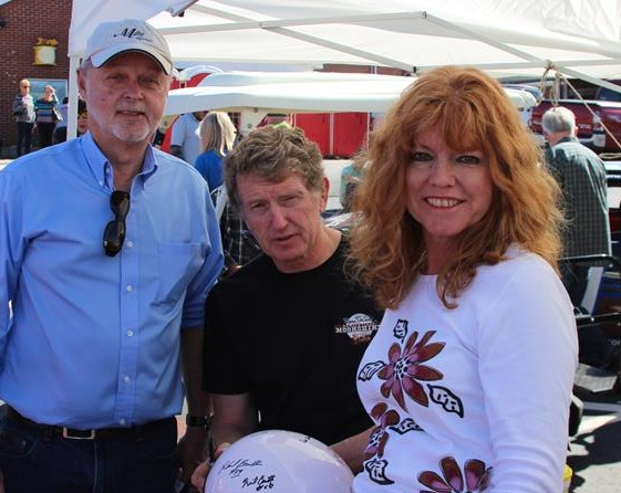 Photo of Moonshine Festival in Dawsonville with Awesome Bill!