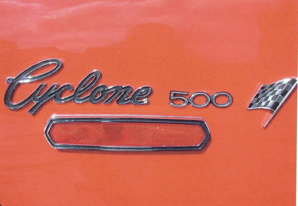 Photo of 1968 Mercury Cyclone GT 500 Update