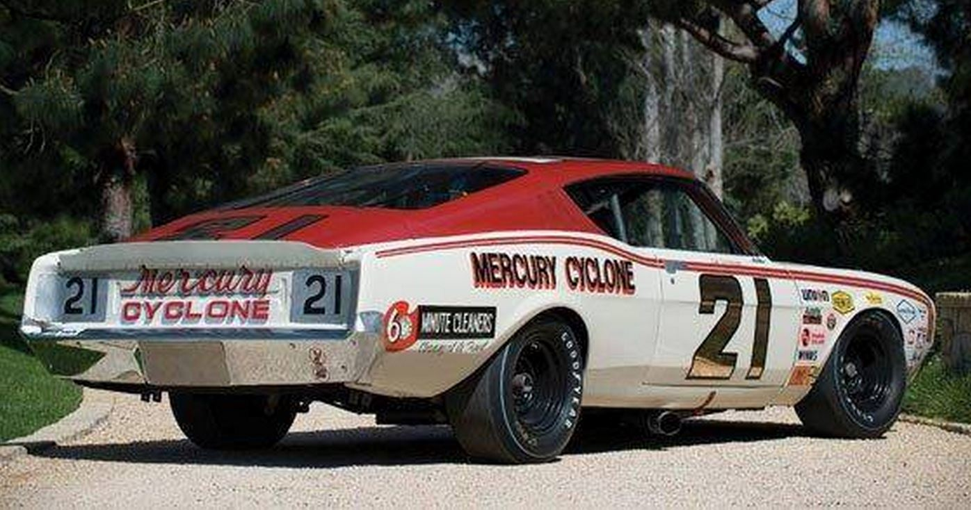 Photo of NASCAR Cale Yarborough Spoiler II For Sale