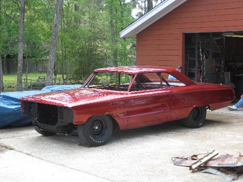 Photo of 1964 Holman Moody Ford Galaxie: Part 4