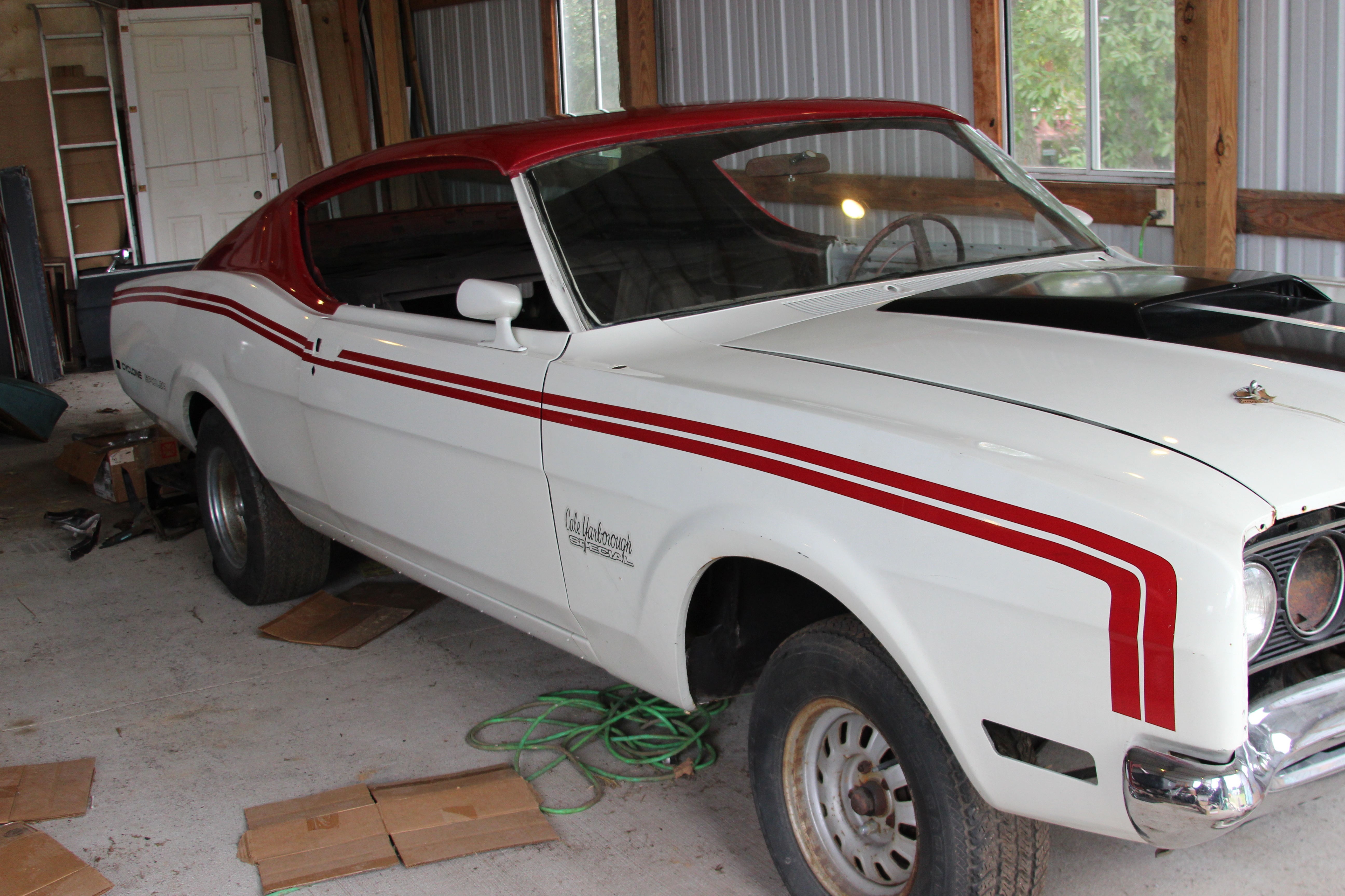 Photo of 1969 Cale Yarborough 390 4-Speed SOLD
