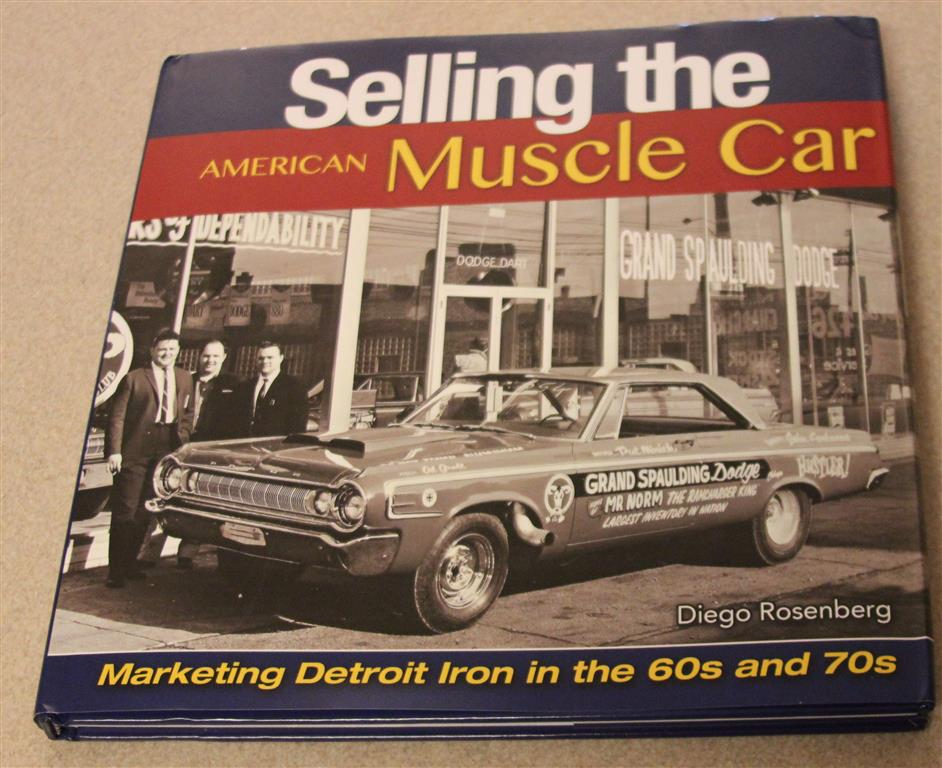 Photo of Selling the American Muscle Car; Book Review