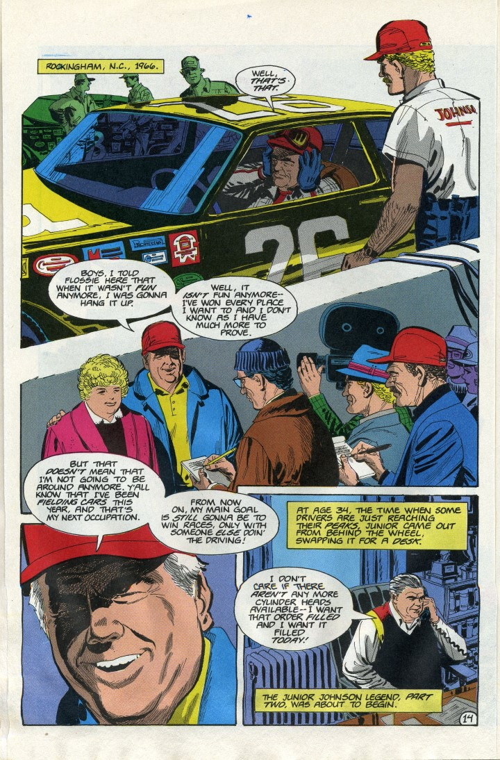 Photo of The Legend of Junior Johnson; Part 3