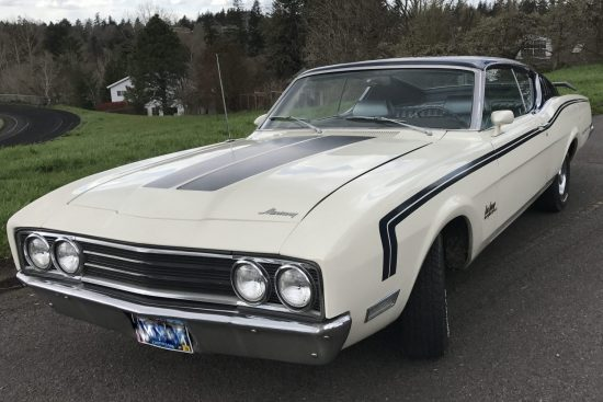 Photo of Mercury Cyclone Spoiler II Video