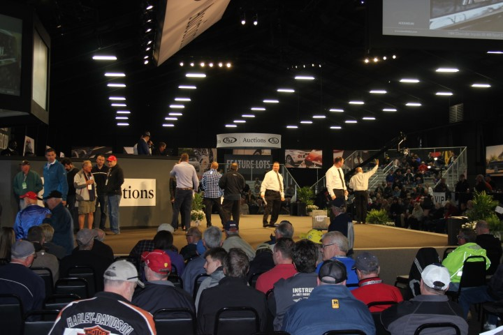 Photo of Auburn RM Auction; Continued