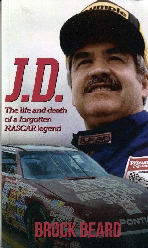 Photo of JD McDuffie NASCAR Racer
