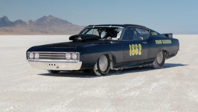 Photo of Talladega Goes to Bonneville