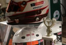 Photo of Wood Brothers Limited Edition Helmet
